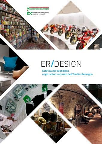 007f1ea2a167 ER Design. Estetica del quotidiano negli istituti culturali dell ...