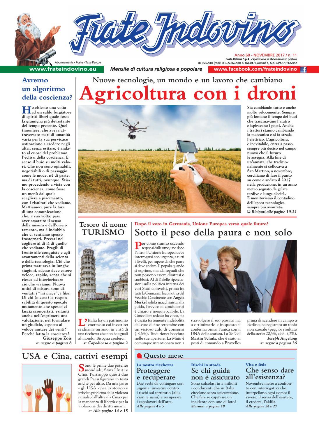 3f2334d80c Novembre by Edizioni Frate Indovino - issuu