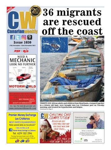Cw Issue 1030 By Canarian Weekly Issuu
