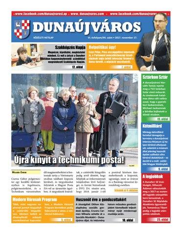 Dkh 2017 11 17 by Dunaújváros Közéleti Hetilapja - issuu