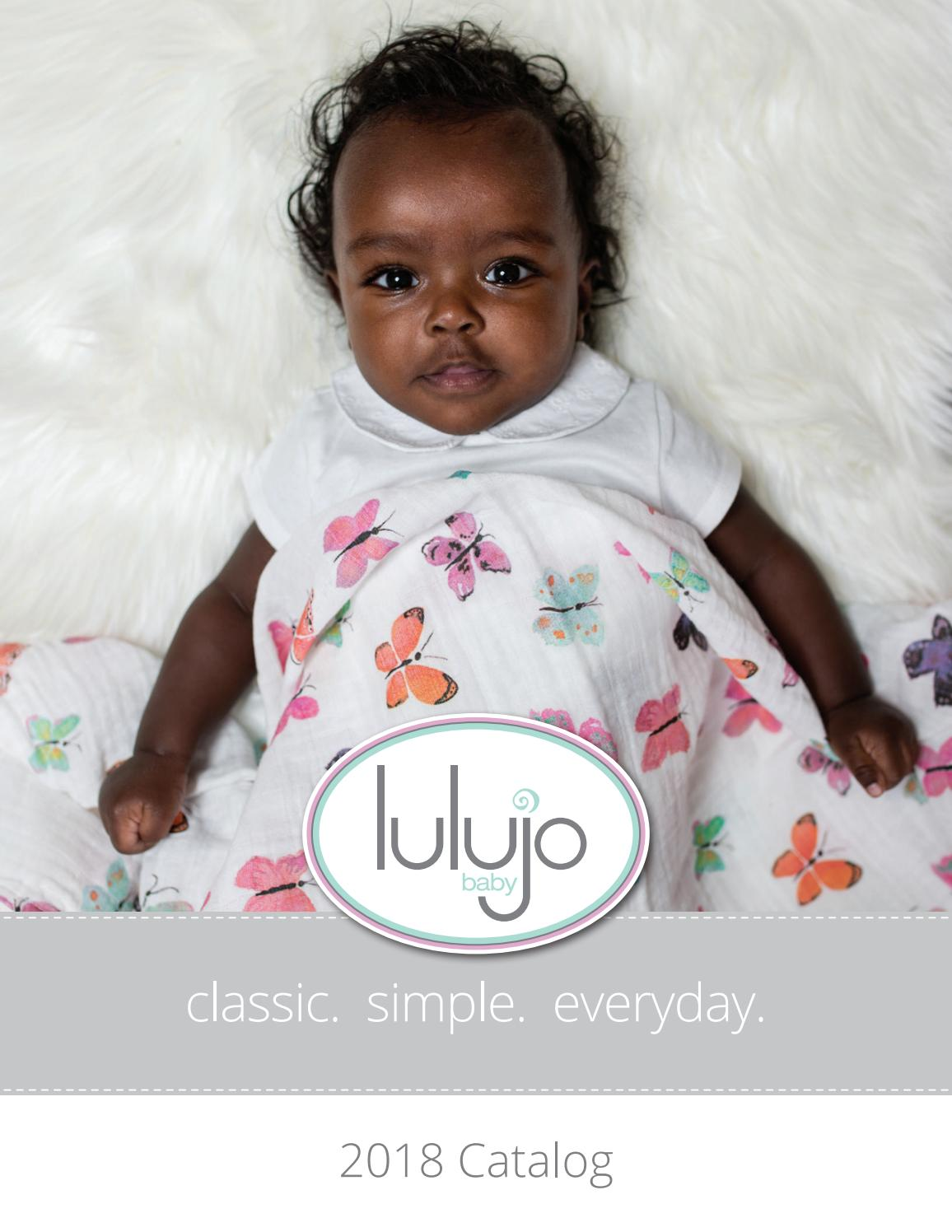 Lulujo Babys First Year swaddle /& cards Stay Wild My Child