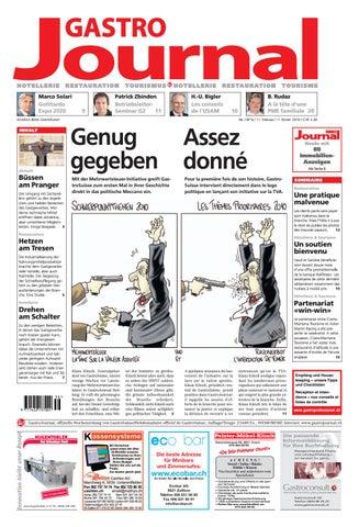 GastroJournal 6/2010