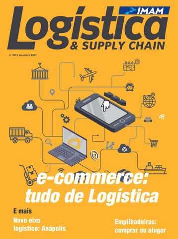 Revista Logística   Supply Chain Edição 323 by Revista LOGÍSTICA - issuu 25025d536b