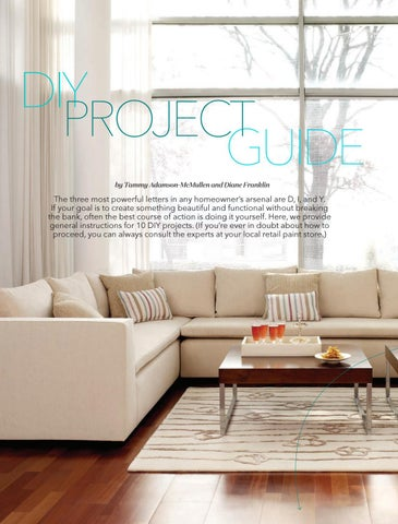 Page 34 of DIY Project Guide