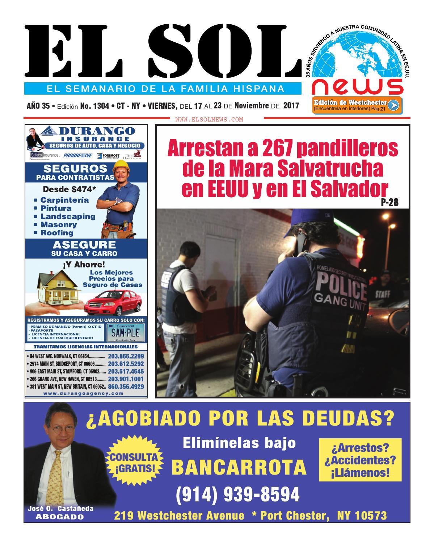 EL SOL News 1304 by EL SOL News - issuu
