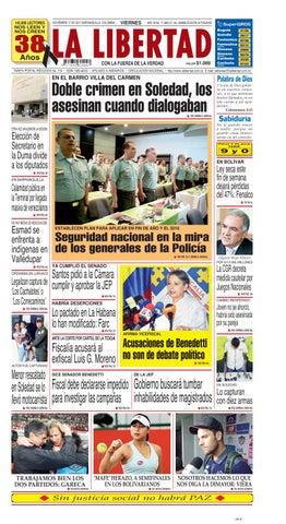 La Libertad 17 de noviembre by La Libertad - issuu