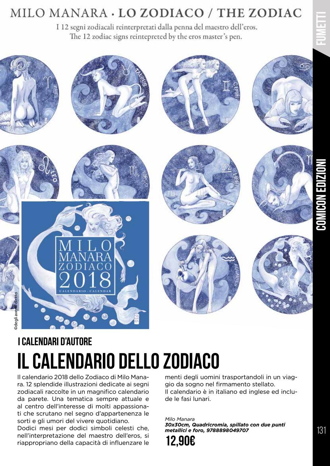 Calendario Attuale.Mega 245 By Catalogo Manicomix Issuu