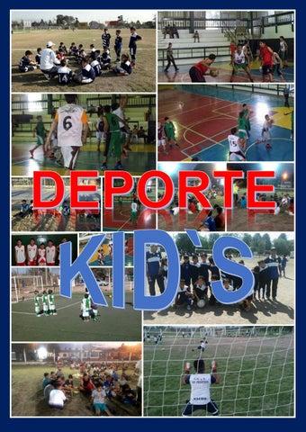 DEPORTES PARA NIÑOS !! by Nicol - issuu f0676630fa91d