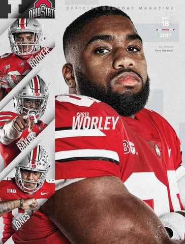 nice cheap on sale official shop Ohio State vs. Illinois Gameday Magazine by OhioStAthletics - issuu