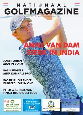2298b91e992c Nationaal Golfmagazine november 2017 by Rodi Media - issuu