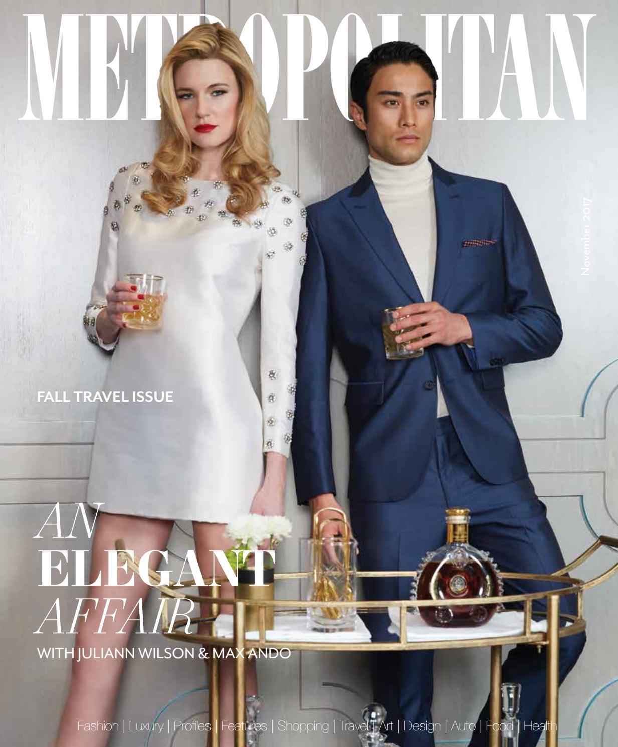 92b4468f976 Metropolitan Magazine November 2017 by Metropolitan Magazine - issuu