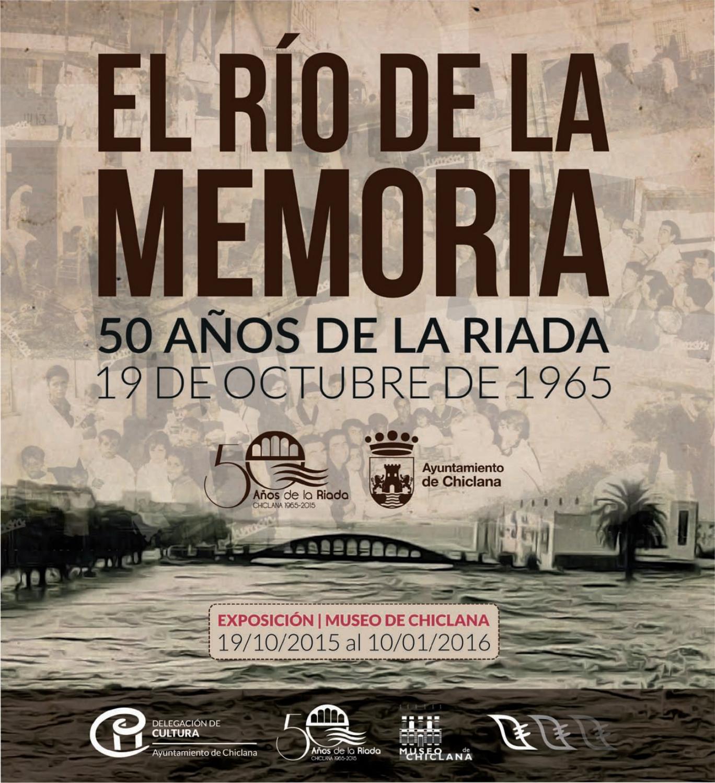 El R O De La Memoria 50 A Os De La Riada De 19 De Octubre 1965 En  # Muebles Rendon Barbate