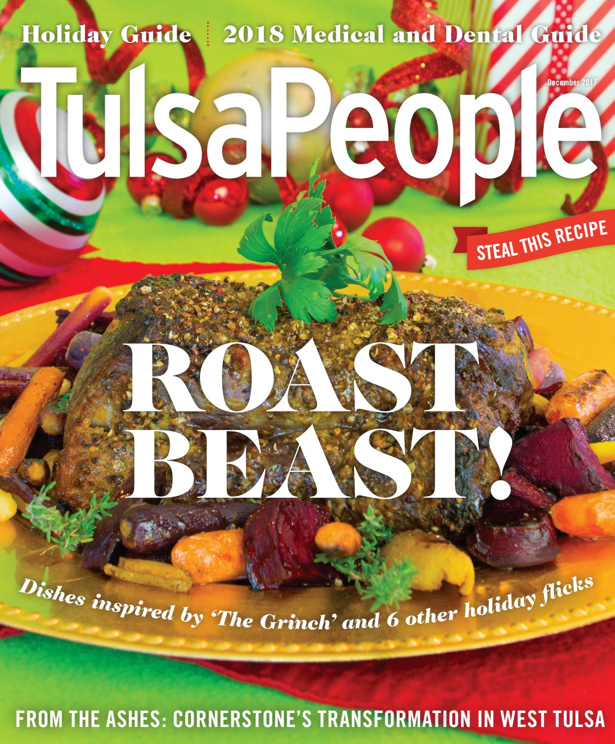 8172abbc3fe36 TulsaPeople December 2017 by TulsaPeople - issuu