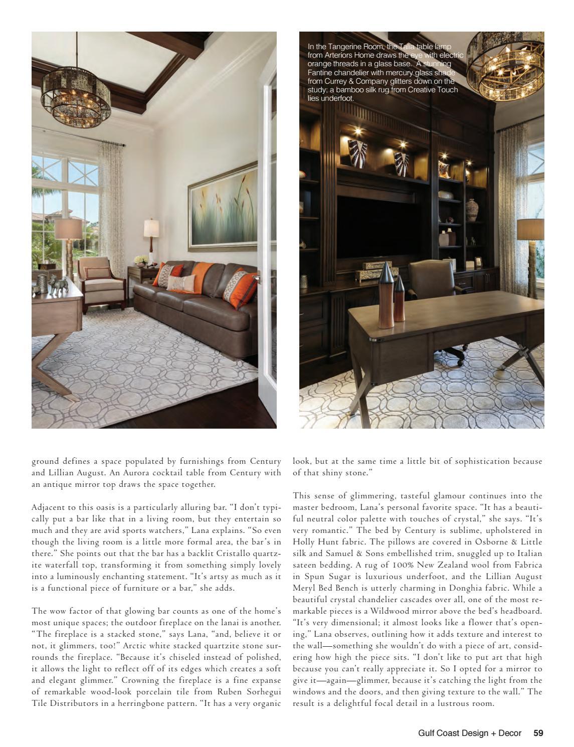 Pleasant Gulf Coast Design Decor By East Coast Home Publishing Issuu Lamtechconsult Wood Chair Design Ideas Lamtechconsultcom