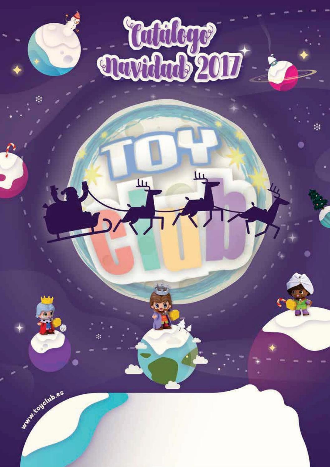 Toyclub Navidad 2017 Esp Creaciones Roma Mzn By Creaciones Roma Issuu