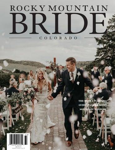 Rocky Mountain Bride Fall Winter Colorado 2017 By Rocky Mountain