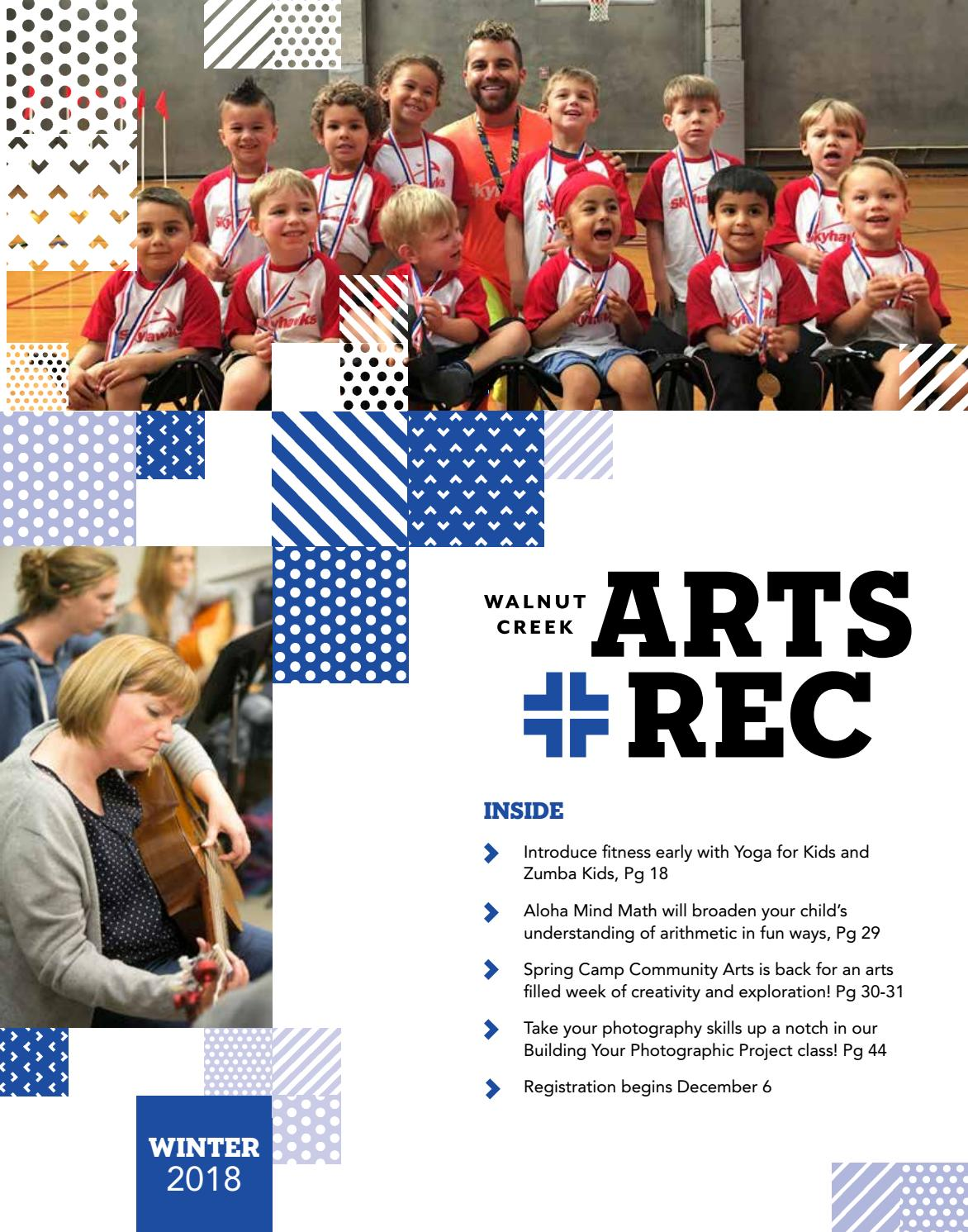 City Of Walnut Creek Guide To Arts Rec Spring 2017 By Key West Boat Fuse Box Winter 2018