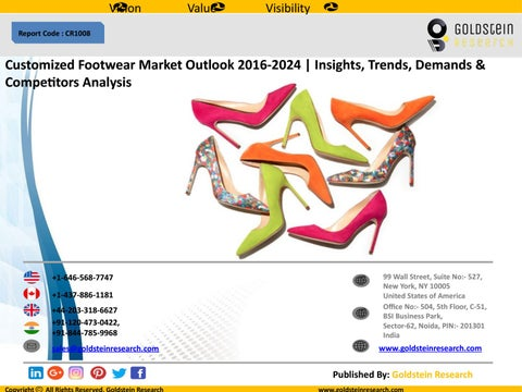 footwear industry analysis 2016