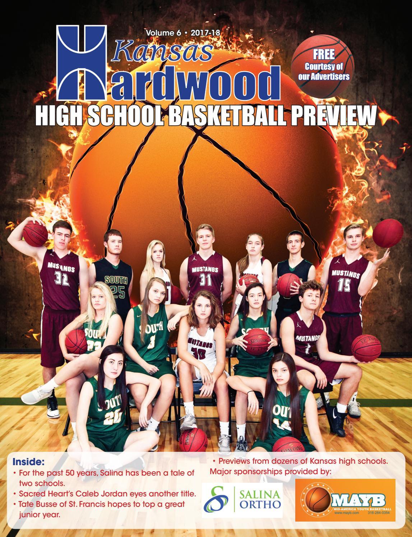 Kansas Hardwood High School Basketball Preview 2017 by