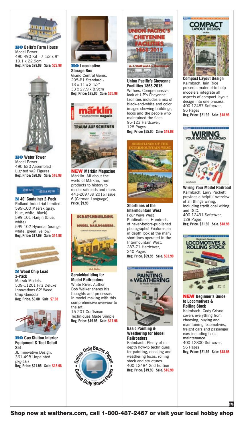HO Gas Station Interior Equipment /& Tool Detail Set