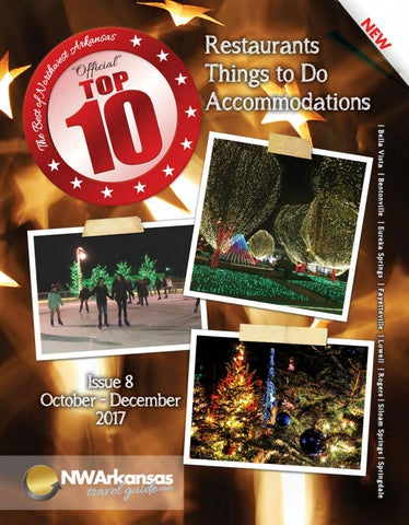 Northwest Arkansas Travel Guide Best Of Nwa Top 10 Lists