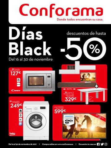 Dias Black Conforama By Ofertas Supermercados Issuu