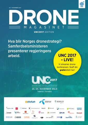 60ef9dfe Dronemagasinet no7 unc2017-edition by UAS Norway - issuu
