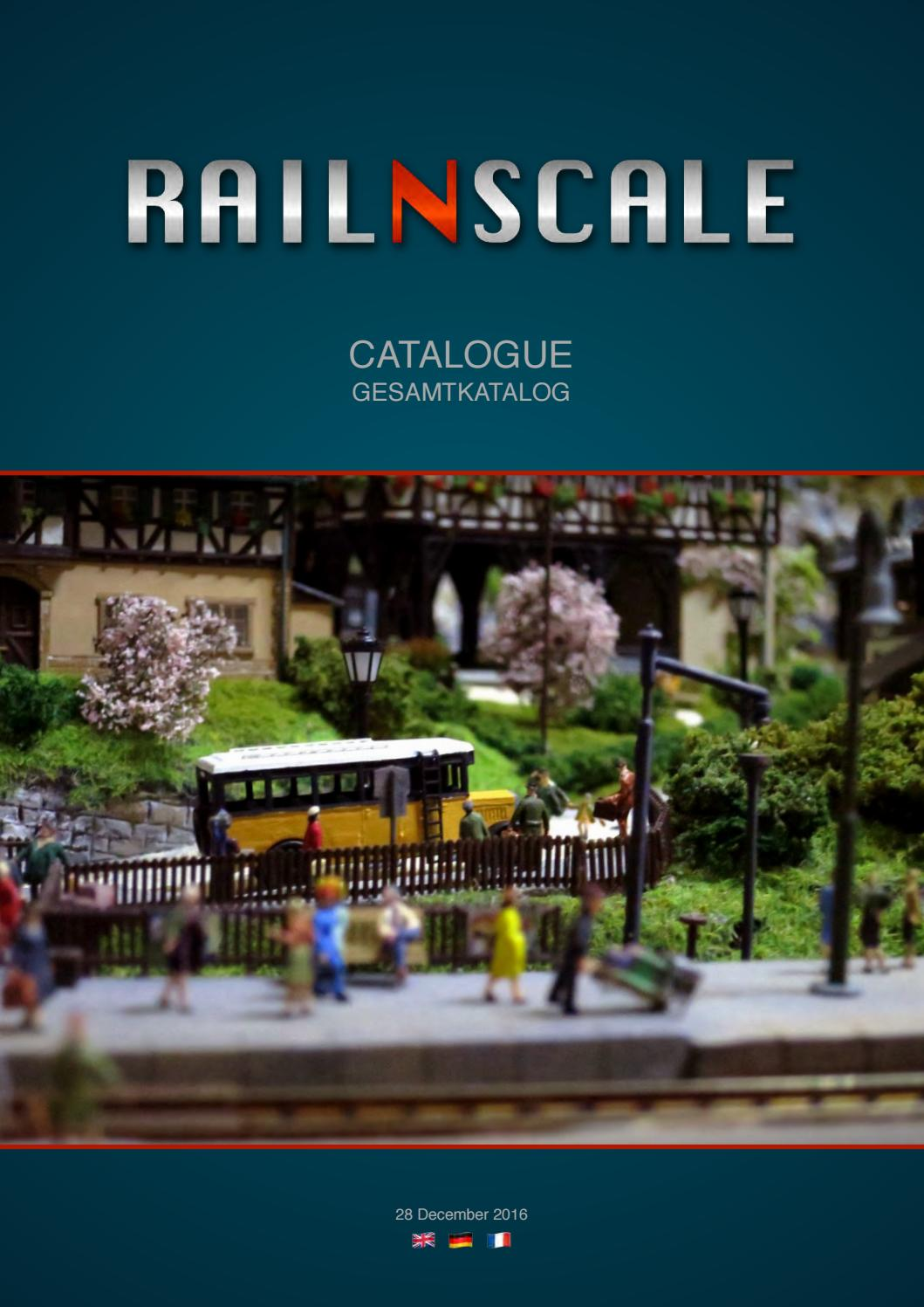 Railnscale 2017 by modellismoferroviario.it - issuu