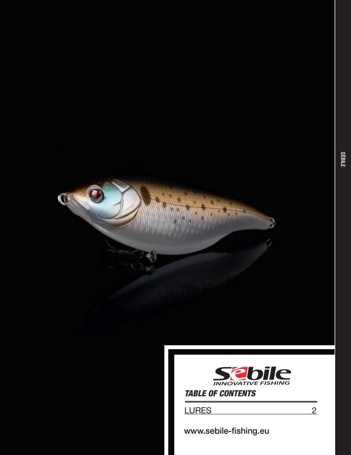 SEBILE-STICK SHADD-90mm-18,2g-SINKING-NEU