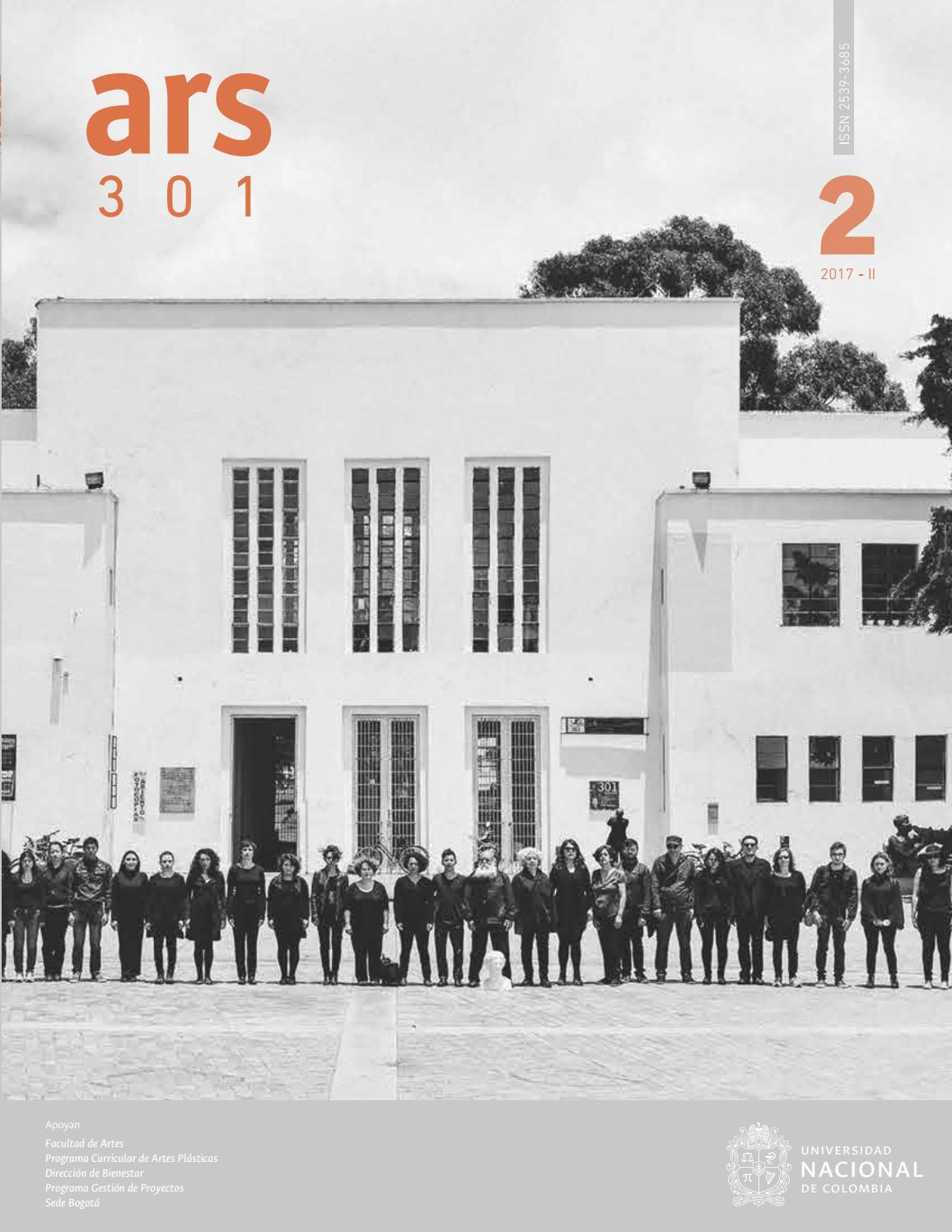 Revista ars 301 Nº 2 - Versión digital by Revista ars 301 - issuu