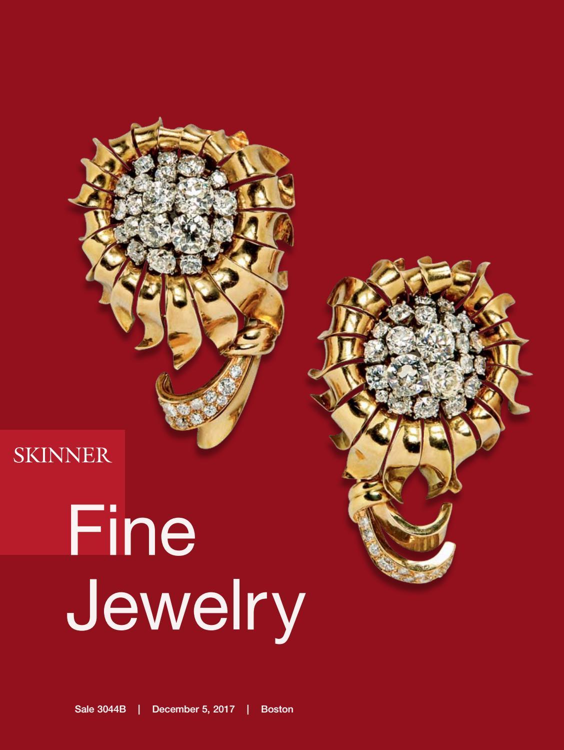 Fine Jewelry Skinner Auction 3044b