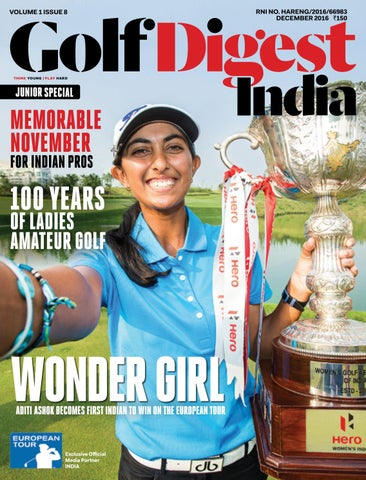 Golf Digest India - December 2016 by Golf Digest India - issuu