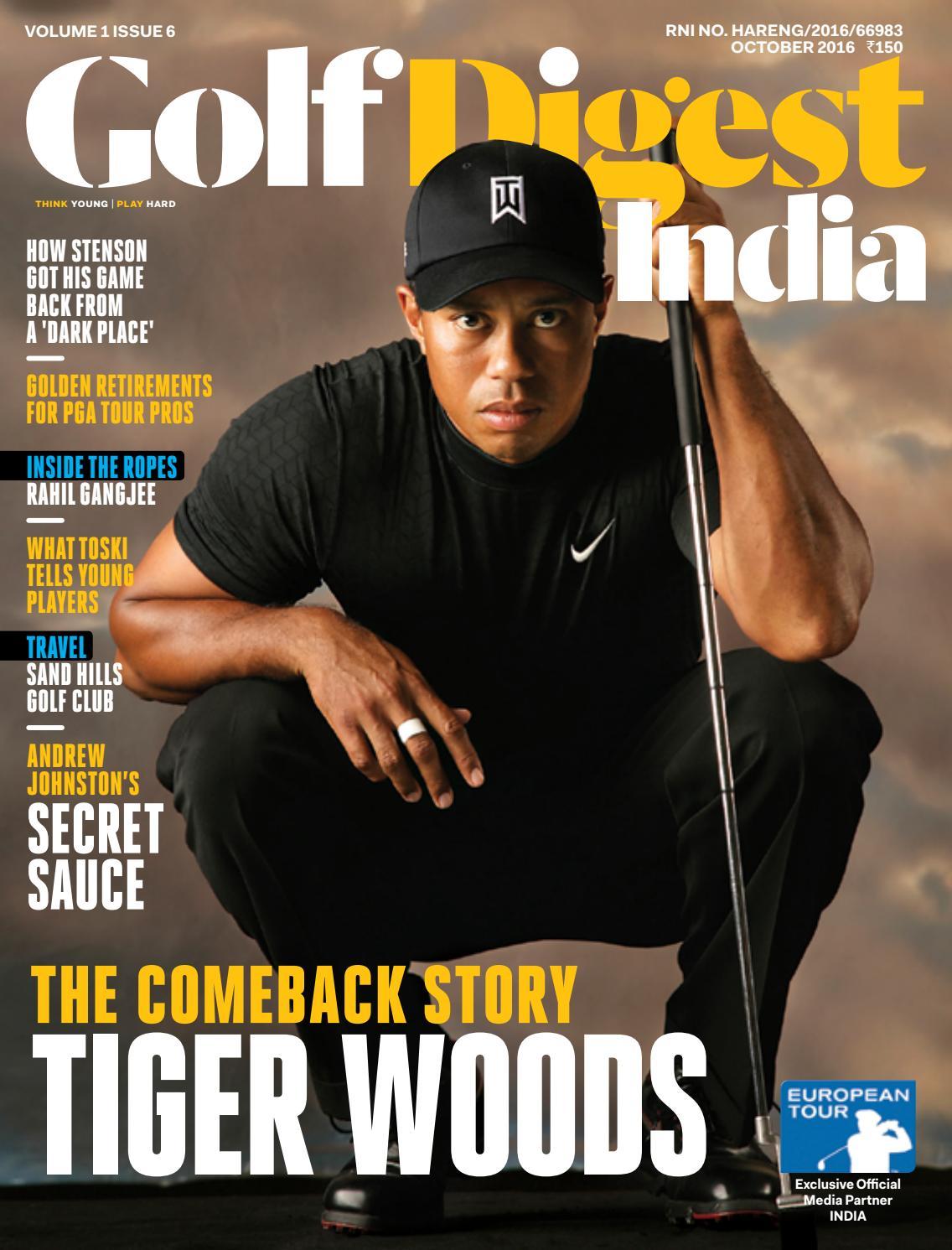 5c7c67021fedb Golf Digest India - October 2016 by Golf Digest India - issuu