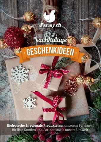 Weihnachtsgeschenke B2b.Nachhaltige Weihnachtsgeschenke Für Kunden Und Mitarbeiter Von Farmy