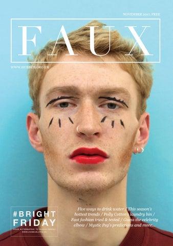 3a08efb44e9 FAUX  Satirical Fashion Magazine I Hubbub by HUBBUB - issuu