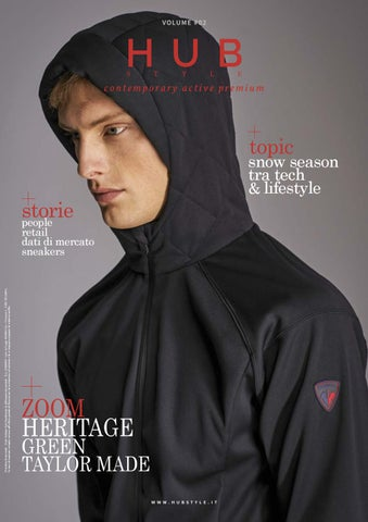 HUB Style Magazine Vol. 2 by Sport Press issuu