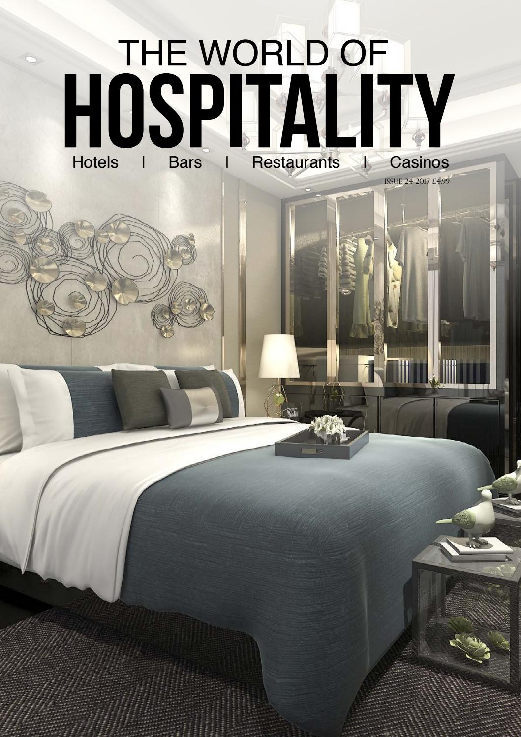 The World of Hospitality Issue 24 2017 by The World Of