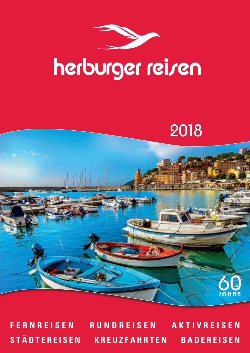 Reisekatalog 2018 gesamt1 by HerburgerReisen - issuu