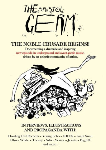 6d122c12b6b4 The Bristol Germ (Chapter I   The Noble Crusade Begins!!) by The ...