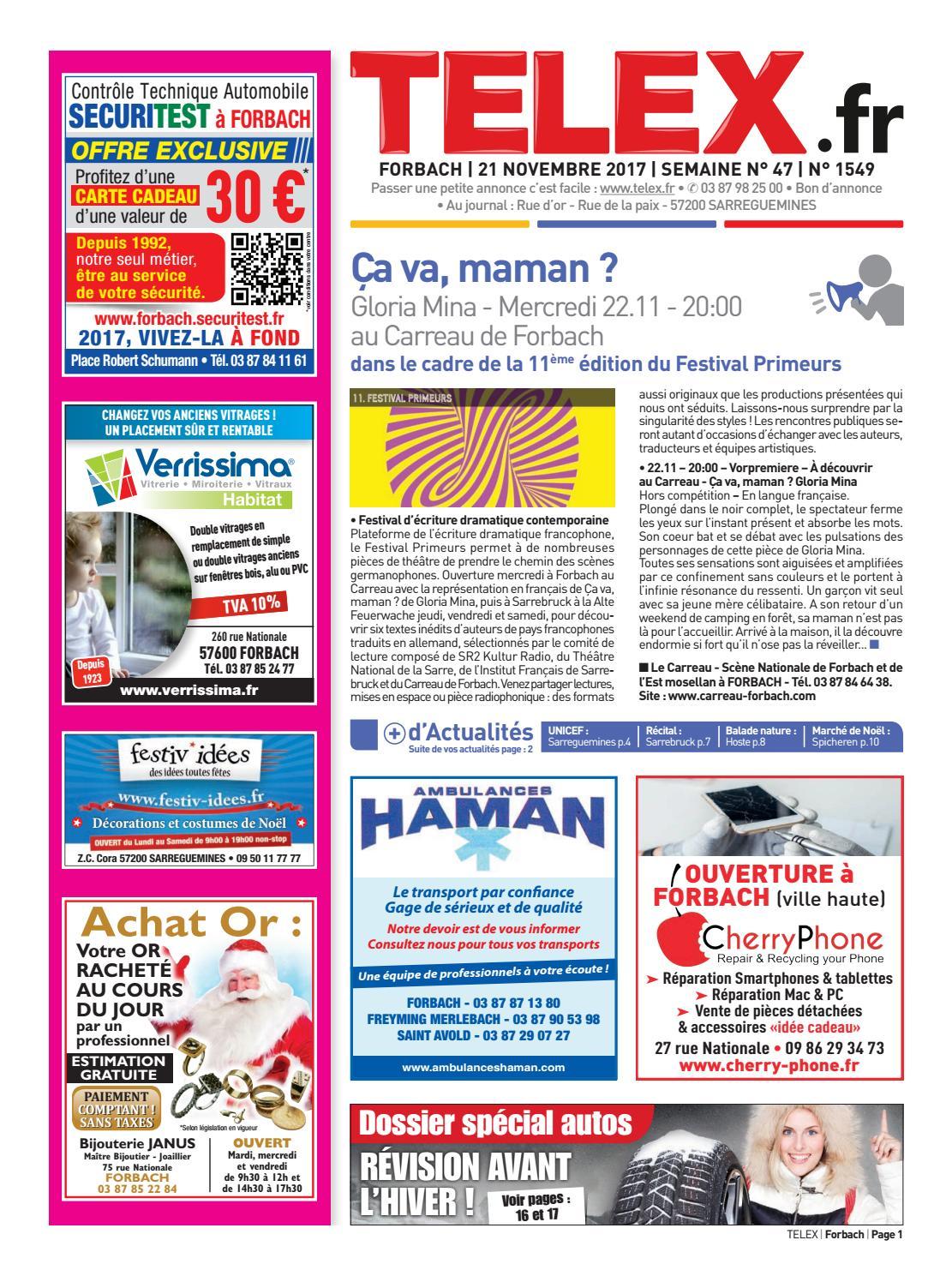 Pro Gouttiere Sainte Cecile 4717 forbachclaude vervin - issuu