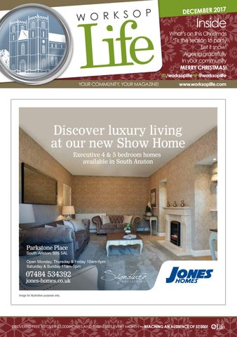 Worksop Life Magazine December 2017 By Life Publications Issuu