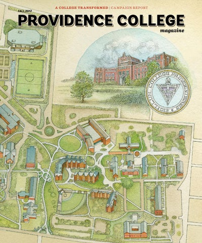 St Anselm Campus Map.Pc Fall Magazine 2017 By Providence College Issuu