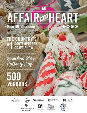 An Affair Of The Heart Tulsa November 17 19 2017 Show