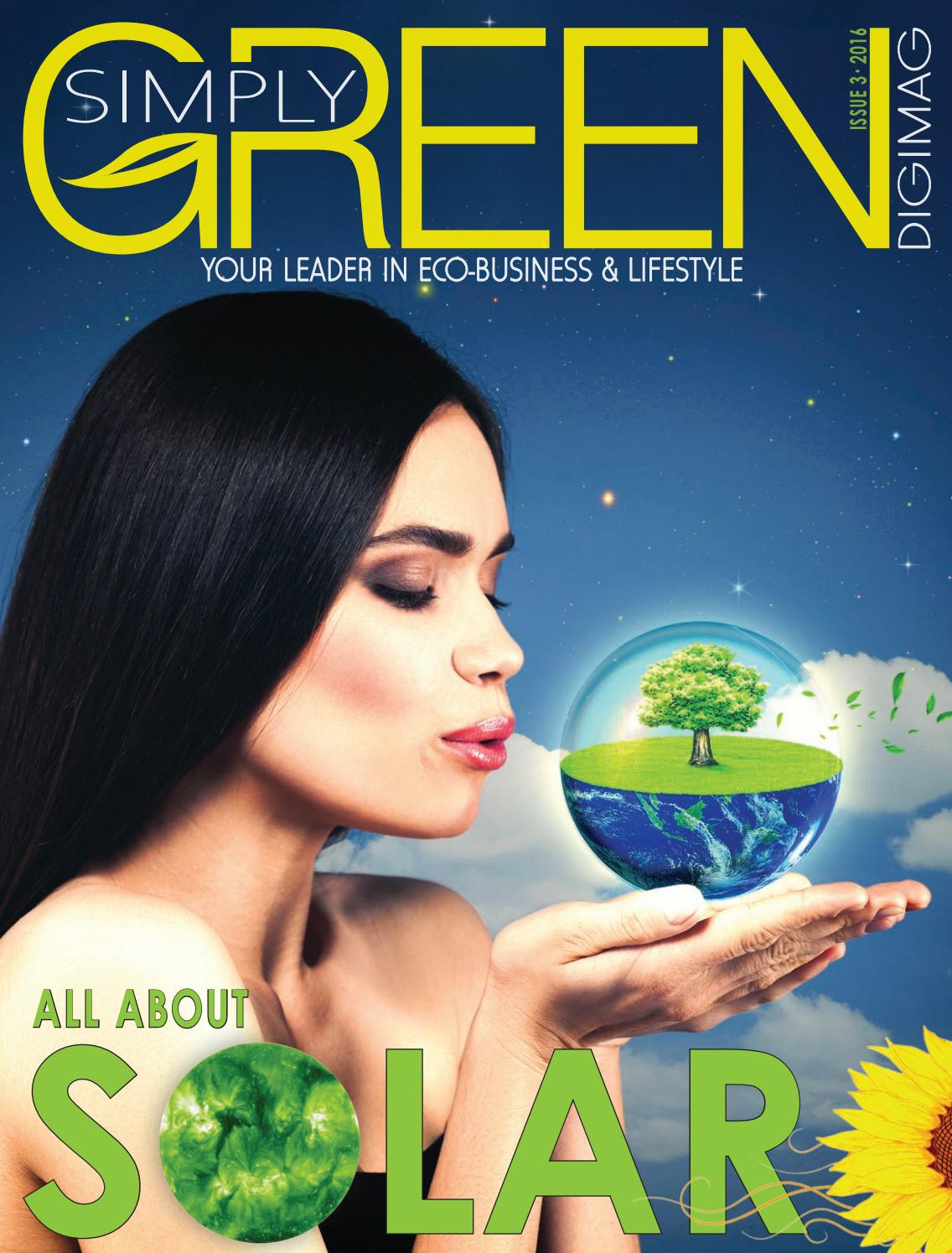 Simply Green - Issue 3, 2016