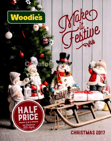 page 1 - Woodies Christmas Decorations