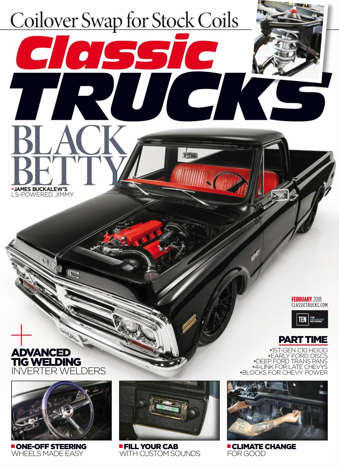 1972 1973 Chevy C10 Pick-Up Truck Oak with Burn Ring Horn and Adapter Full Kit
