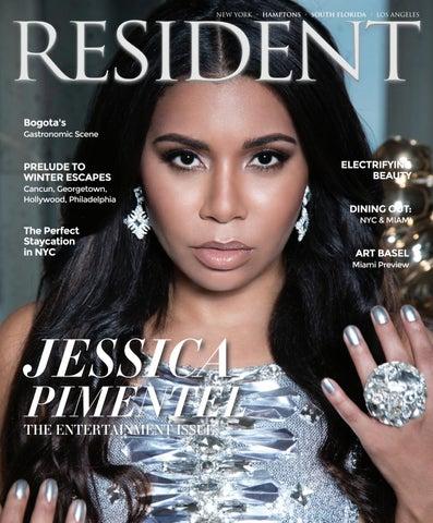 8eb0221e6a4 Resident Magazine November2017 Issue - Jessica Pimentel by Resident ...