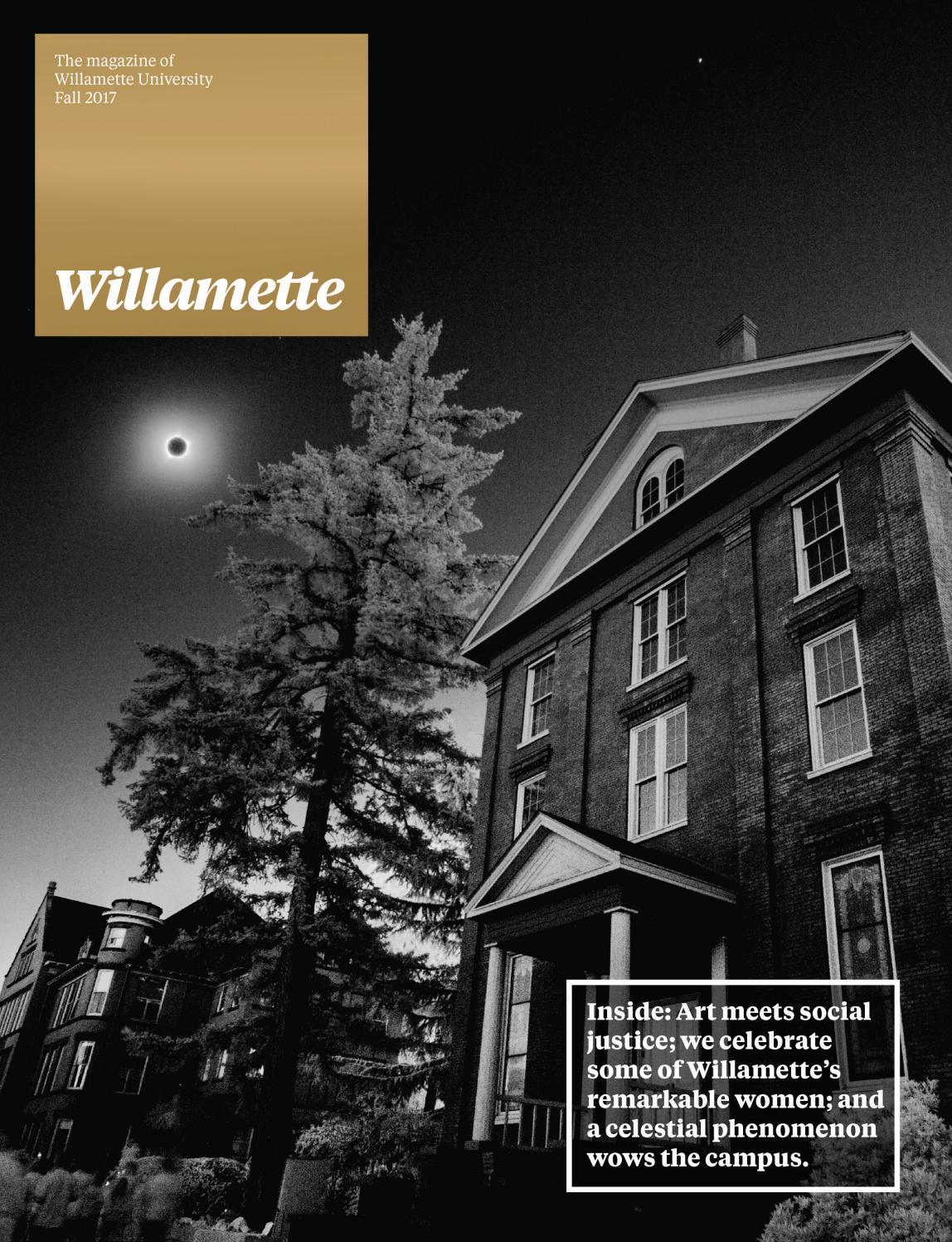 Willamette Fall 2017 By University Issuu Austin Sandal Mitzi Silver