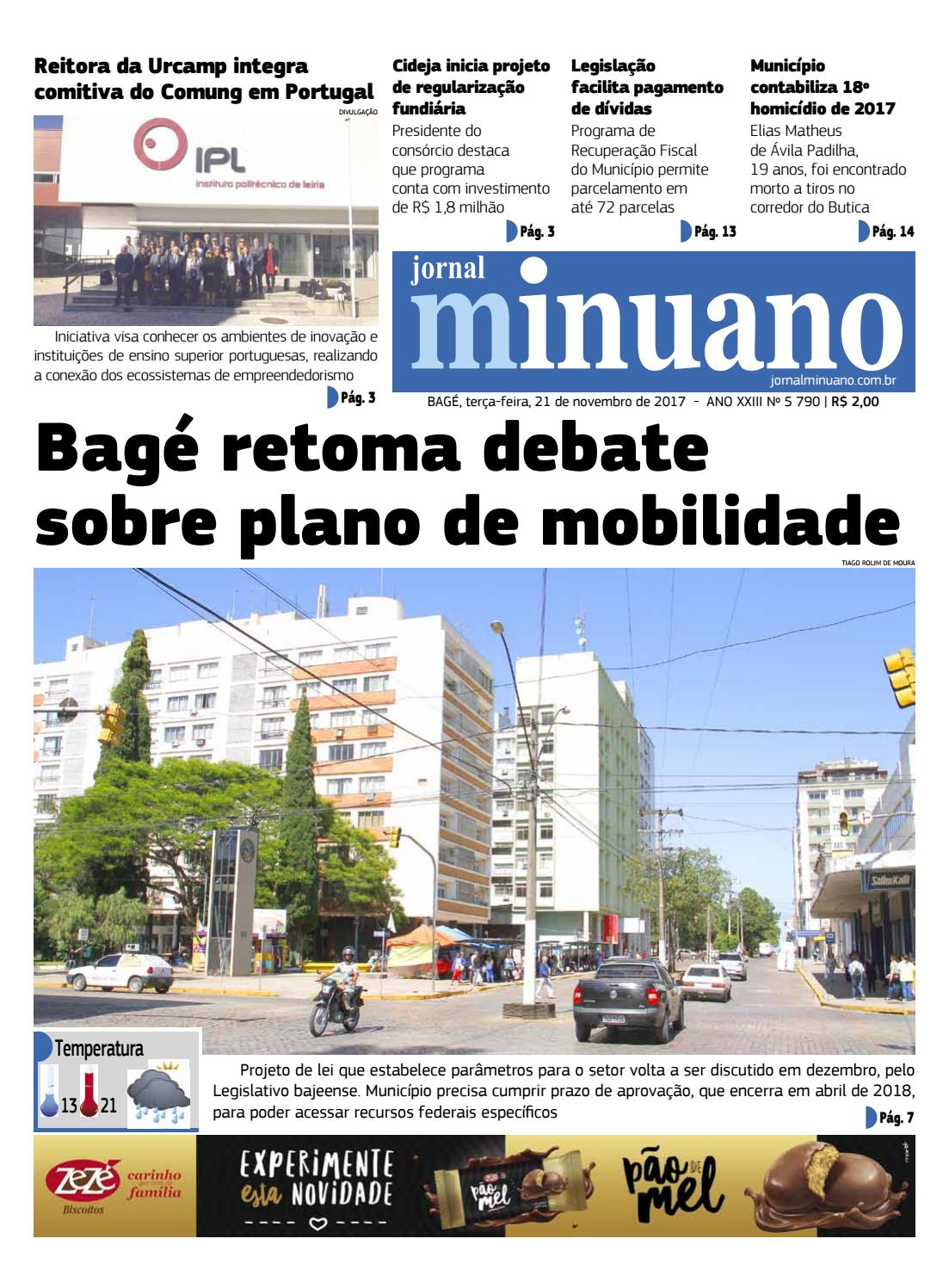 5b8b6bb66af 20171121 by Jornal Minuano - issuu