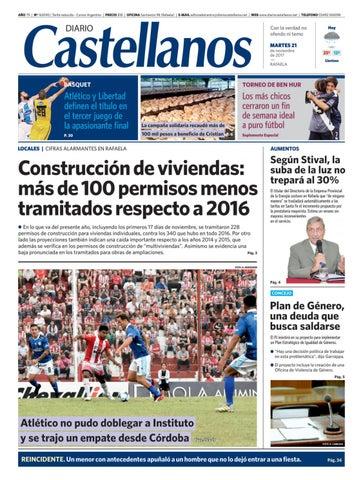 Diario Castellanos 21 11 by Diario Castellanos - issuu e79a0f4d40d09